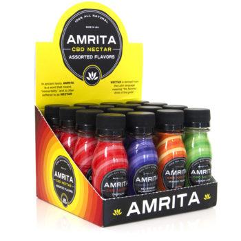 amrita_CBD_nector_rainbow 16 pack
